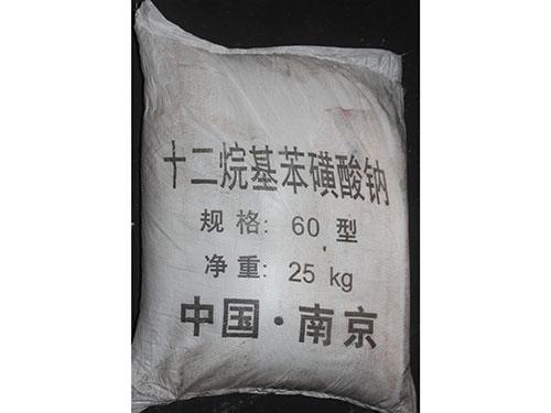 十二烷基ben磺酸na